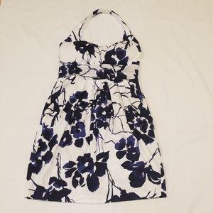 Floral summer dress, size S